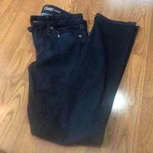 Gap Real Straight, Straight Leg Jeans